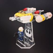 Lego Display Stands Acrylic Display Stand For LEGO Star Wars Microfighter Series 100 Y 53
