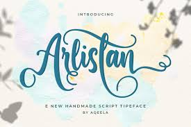 Finding the glyphs, swashes or special characters for fonts to use in cricut design space. Arlistan Features Rounded Swashes And Playful Details Delivering An Incredibly Smart Font Experience Handwritten Fonts Script Font Bundles