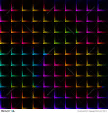 bright neon rainbow backgrounds. Modren Bright Neon Rainbow Bright Color Grid With Thorns  Seamless Background Intended Bright Rainbow Backgrounds