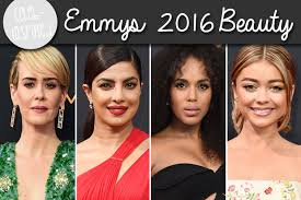 tues 10 emmys 2016 beauty makeup hair intro