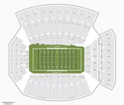 Lane Stadium Seating Chart Student Section Lane Stadium Seating Chart Seating Chart
