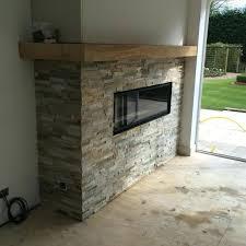 slate tiles for fireplace oyster slate fireplace after installation slate tile fireplace surround ideas
