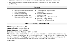 Hotel Director Of Security Resume Sales Operations Finance Summary