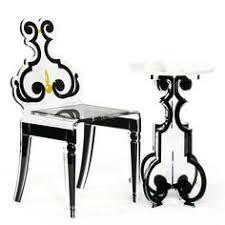 my latest obsession acrylic furniture acrilic furniture