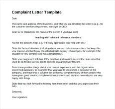 letters of complaints samples complaint template writing  letters of complaints samples complaint template writing complaints letters samples