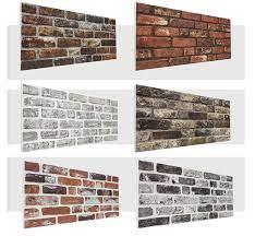 fake brick wall cladding panels in uk