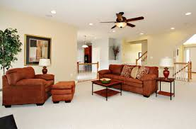 srecessed lighting living room with elegance ceiling light with fan
