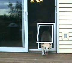 door with cat door built in sliding glass door with built in dog door sliding glass door with dog door built in
