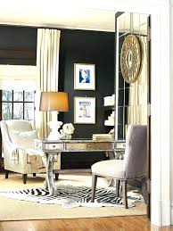 mirrored office furniture. Best Mirrored Furniture Images On Office Desk . S