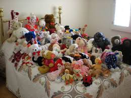 Uncategorized Stuffed Animals On Bed 5 simple steps to get your kid sleep  through the night