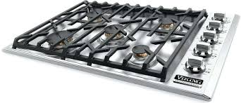 gas stovetop with downdraft viking inch regarding the brilliant stove top91 top