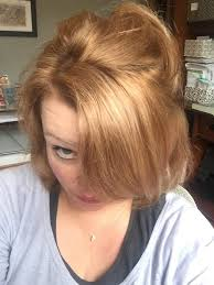 color your blonde hair red diy