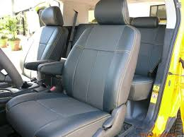 toyota fj cruiser seat covers