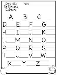Alphabet worksheets cover everything from a to z. 12 Fall Apple Alphabet Worksheets Preschool Kindergarten Alphabet Phonics