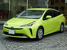 Toyota Prius Comparison Chart Toyota Prius Wikipedia