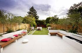 Small Picture Long Thin Garden Design Family Garden Design