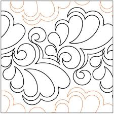 Fantasia quilting pantograph pattern by Lorien Quilting & Fantasia-quilting-pantograph-pattern-Lorien-Quilting ... Adamdwight.com