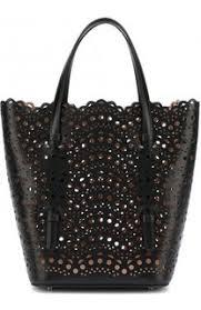 Женские кожаные сумки с перфорацией – купить в Lookbuck