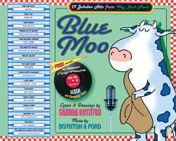Words With Moo Amazon Com Blue Moo 17 Jukebox Hits From Way Back Never