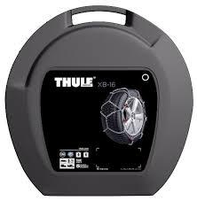 Цепи <b>THULE XB</b>-<b>16</b> 255 — <b>Цепи противоскольжения</b> — купить по ...