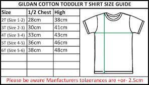 Gildan Youth Shirt Size Chart Youth Shirt Sizes Online Charts Collection