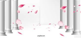 Wedding Background Rose Petal Petals Wedding Background