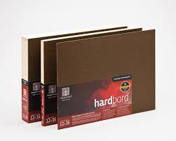 we often get questions about the archival properties of painting on masonite to begin the word masonite is a brand name for hardboard