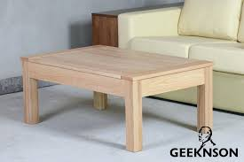 gallery coffee table there are a few steps before your table is delivered to you z