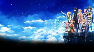 Sword Art Online Desktop Background Hd