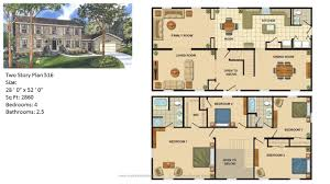 2 story modular homes floor plans awesome pleasing 90 modular house s inspiration modular homes
