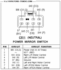 2006 ford f250 6 0 wiring diagram images cougar wiring diagram tow mirror wiring diagram schematic