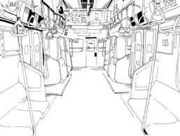 作画資料漫画で使える背景フリー素材街学校電車 Naver まとめ