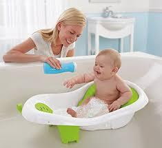 fisher 4 in 1 sling n seat tub