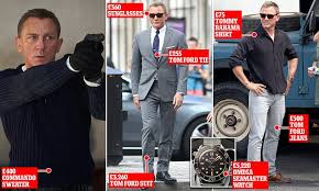 On her Majesty's very stylish service: £3,200 <b>Tom Ford</b> suit, £5,200 ...