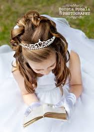 First Communion Hairstyles 54 Awesome 24 Best First Communion Images On Pinterest First Holy Communion