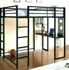 bunk bed office underneath. Twin Bed With Desk Underneath Single Bunk Loft And Storage Best Black Metal Office
