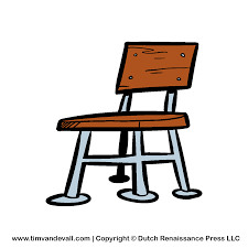 chair clipart. pin chair clipart student #6