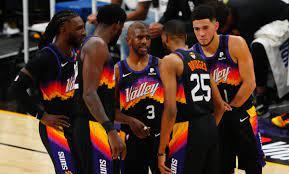Chris Paul, Suns starters fuel Phoenix ...