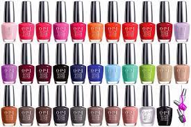 Opi Gel Color Chart 2016 Opi Nail Colours Tepaksirehblog Com
