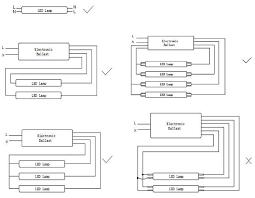 tds led tube t8(15w&18w) B332iunvhp a Triad at B432iunvhp A Wiring Diagram