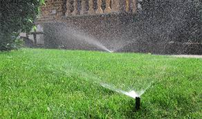 Image result for Automatic lawn sprinkler systems
