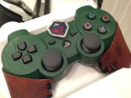 Design Your Own Ps3 Controller Custom Zelda Ps3 Controller Playstation Games Video Games