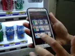Nfc Vending Machine Hack Best How To Use SmartPhone For Vending Machine FreeCafe NFC YouTube