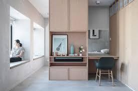 space saving apartment furniture. JAAK Reconfigures Hong Kong Apartment With Space-saving Cabinetry Space Saving Furniture