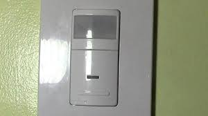 How To Save Electrical Energy Using motion sensors switches
