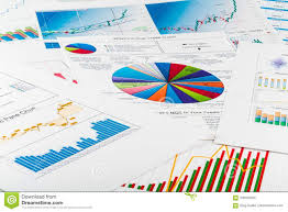 Business Charts And Graphs Business Graphs And Charts Business Background On Stock