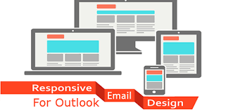 outlook mail templates responsive email template design for outlook 2007 2013 htmlpanda