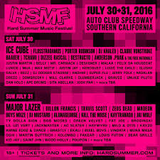 the first ever hard summer fest kicked off a few years back in 2007 in los angeles when the 2 live crew blazed the se with peaches and justice