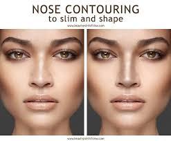 the 25 best ideas about big nose makeup on define double face contour makeup and bridal makup