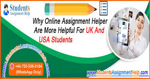 why online assignment helper are more helpful for uk and usa  why online assignment helper are more helpful for uk and usa students